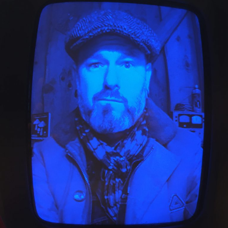 bluescreen-self-portrait