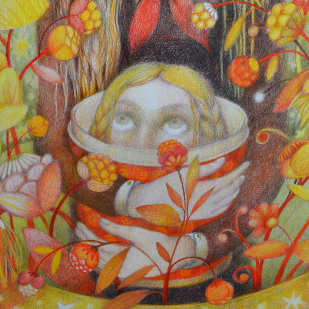 Irina Kreer-Boulay - The birth of personality